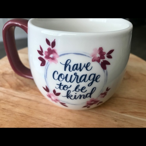 Coffee cup with a beautiful message. Like new